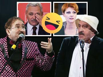 Ţociu şi Palade, glume de şantier cu Olguţa şi Dragnea!