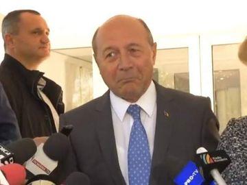 Traian Băsescu, prima declaraţie după ce Elena Udrea a fost arestată în Costa Rica