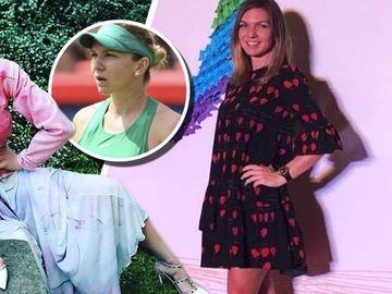 """Ce o deranjeaza pe Iulia Albu la Simona Halep? Uite cum a comentat fashion editor-ul o tinuta a sportivei. """"Voi trece cu vederea"""""""