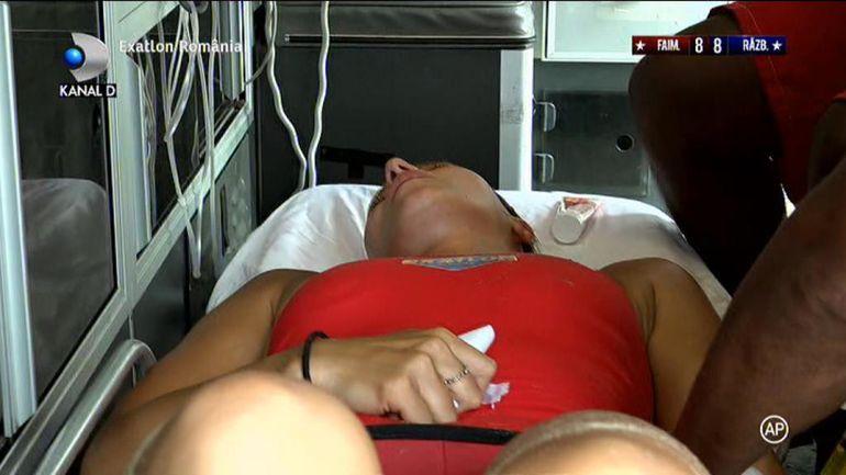Exatlon 07 octombrie. Scene de groază la Exatlon! Monica Roşu, stare de rău! Medicii au intervenit de urgenţă pentru a o stabiliza