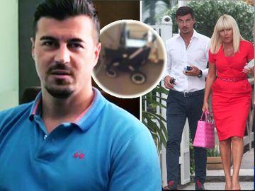 Adrian Alexandrov, terorizat în Costa Rica! Ce face bărbatul pentru a o linişti pe fiica lui şi a Elelei Udrea de când s-a închis în casă
