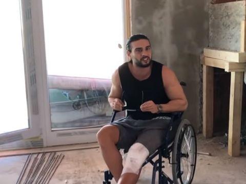 Dorian Popa, din nou la spital, la nici trei săptămâni după opraţie! Ce se întâmplă cu artistul