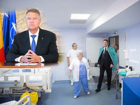 Diagnosticul pe care medicii i l-au pus lui Klaus Iohannis cand s-a operat la umărul drept! De ce suferă de fapt preşedintele României