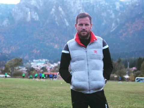 """Fotbalistul Florin Cernat, cancer de piele din cauza unei aluniţe: """"M-am dus pentru un consult suplimentar la Viena"""""""
