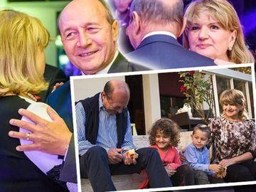 Imagini de senzaţie cu Maria şi Traian Băsescu. Nu mai încape îndoială că se iubesc. Uite cum au fost surprinşi! FOTO!