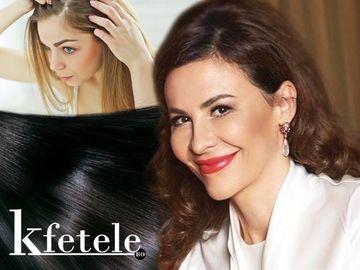 """Adina Alberts, specialistul Kfetele.ro pe beauty, a descoperit cel mai bun tratament împotriva căderii părului. """"Nu am mai avut niciodată probleme"""""""