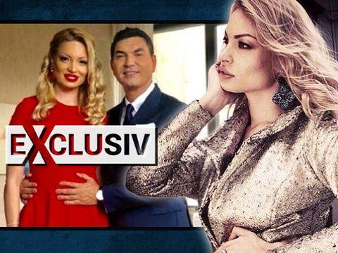 ŞOC pentru Valentina Pelinel! Blondina gravidă a fost nevoită să îşi amâne vacanţele după noile probleme cu legea ale soţului  Cristi Borcea EXCLUSIV