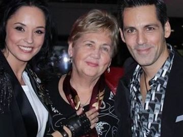 """Mama vitregă a Andreei Marin a felicitat-o pe mama lui Ştefan Bănică jr: """"La mulţi ani, Sanda!"""""""