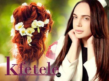 Adi Constantin, specialistul Kfetele.ro pe HAIRSTYLE: Ce coafuri sunt indicate pentru MIRESE