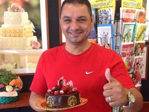 Ionel Ganea a devenit bunic la 45 de ani! Prima fotografie cu nepotul fostului fotbalist