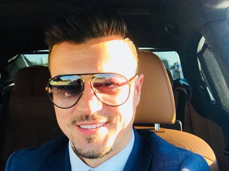 Adrian Alexandrov, in septembrie, inainte de a pleca in Costa Rica