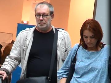 Ea e soţia lui Florin Busuioc! Femeia a ajuns imediat la Craiova, după ce a fost anunţată că Busu a făcut infarct