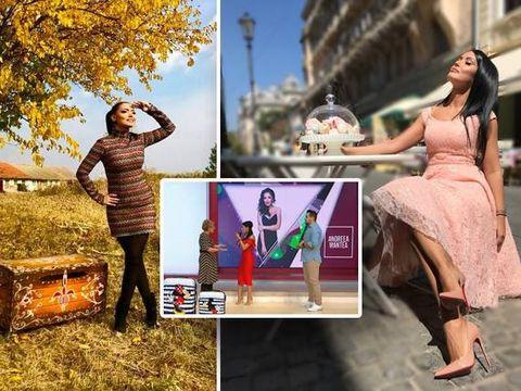Andreea Mantea şi fiul ei pleacă la Istanbul! Imagini adorabile cu David în timp ce îşi face bagajele şi vorbeşte în turcă