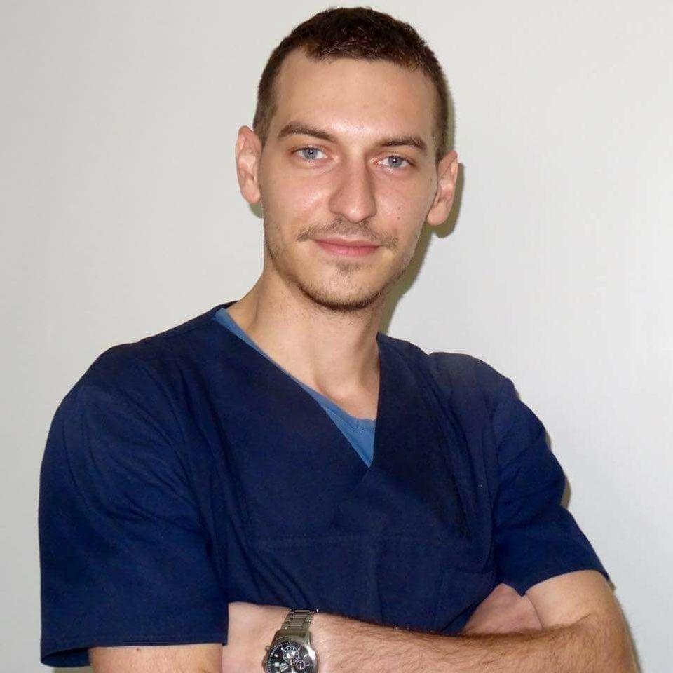 Ce a apărut pe pagina de Facebook a medicului care l-a operat pe Florin Busuioc