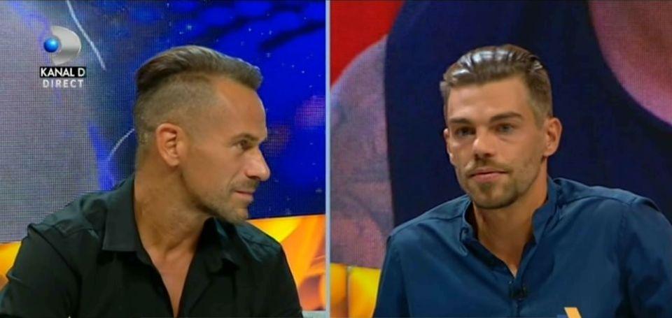 """Cristi Geamăn şi Ciprian Silaşi se întâlnesc prima dată după conflictul de la Exatlon: """"Ne întâlnim noi în emisiune!"""" Ce şi-au spus cei doi adversari"""