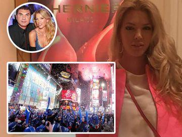 Alina Vidican pregăteşte Revelionul în SUA! Borcea va fi încântat de planurile fostei sale neveste
