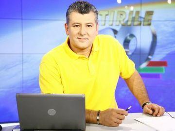 """Gafa făcută de Mihai Dedu în timp ce vorbea despre starea lui Florin Busuioc la ştiri: """"Colegul nostru..."""""""
