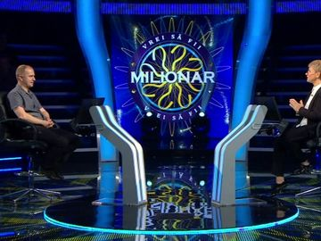 """In aceasta seara, la 22:30, se joaca """"Vrei sa fii milionar?"""", cu Teo Trandafir! Emotii uriase pentru unul dintre concurenti, aflat la doar cinci raspunsuri corecte de marele premiu"""