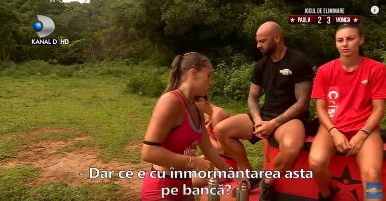 Monica Roşu, revoltată de comportamentul colegilor săi de la Exatlon! De ce a plâns de fapt concurenta la finalul duelului cu Paula Vieru