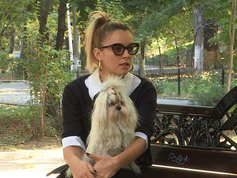 """Diana Dumitrescu: """"Când am fost convinsă că relaţia mea cu Alin e în regulă, am decis să ne luăm un câine"""""""