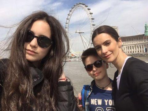 """Vestea care a paralizat-o pe Andreea Berecleanu! A aflat în direct ce a păţit fiul ei: """"Am rămas fără aer şi fără voce"""""""