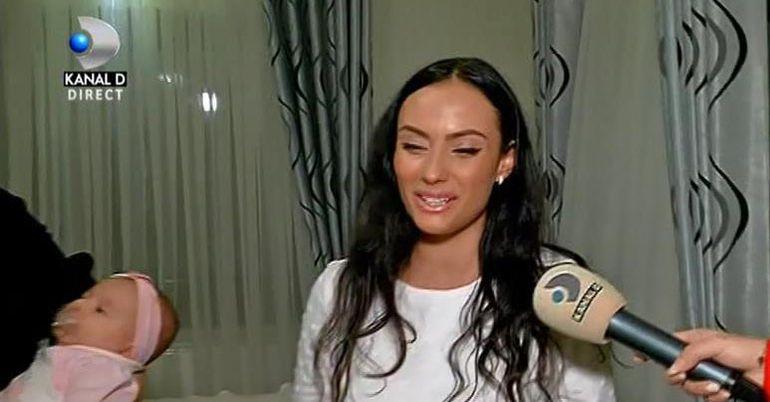 Raluca Pulhac, cu lacrimi în ochi! Ce mesaj i-a transmis soţului ei, Cristi Pulhac