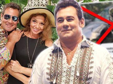 Prima apariţie a lui Ionuţ Dolănescu după ce s-a scris că a murit într-un accident rutier! Cântăreţul de muzică populară îşi salută din SUA prietenii!