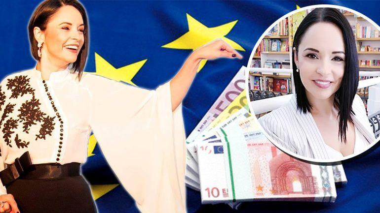 Fundaţia Andreei Marin a primit o finanţare colosală din fonduri europene! Vezi ce sumă nerambursabilă a obţinut Zâna Surprizelor!