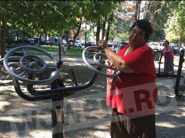 N-o recunoşti pe Ioana Tufaru! Femeia a slăbit 65 de kilograme într-un an, după ce şi-a pus inel gastric. Uite cum arăta la 165 de kilograme! FOTO EXCLUSIV