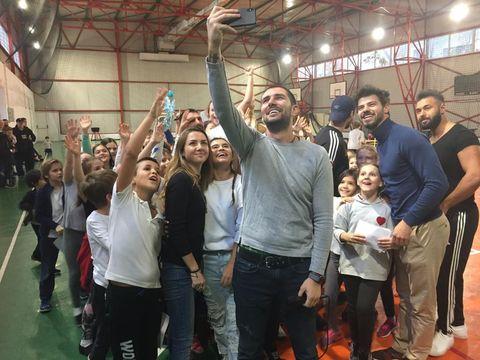 """""""Ora de Exatlon"""". Copiii unei scoli din Bucuresti au fost Faimosi si Razboinici!"""