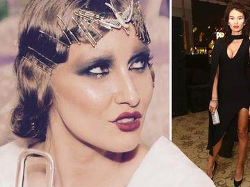 """Iulia Albu o """"demolează"""" fără milă pe una dintre cele mai frumoase femei din România. I-a desfiinţat ţinuta, machiajul şi coafura! Geanina Ilieş a primit trofeul BAU."""