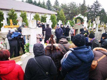Alexandru Arşinel, declaraţii incredibile de la mormântul Stelei Popescu! Exclusiv