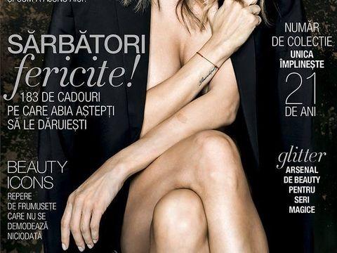 """Scandal la nivel înalt! O vedetă de la noi o demolează pe Andreea Raicu, de nerecunoscut pe coperta unei reviste: """"Se doreşte a fi Andreea Raicu!"""""""
