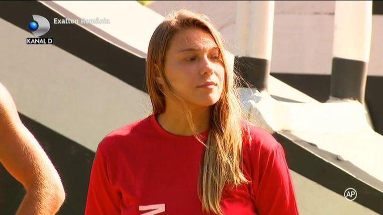 """Exatlon 25 noiembrie. Monica Roşu a decis să renunţe la duel şi să plece acasă: """"Puteam să joc şi să rămân"""""""