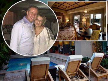 Anamaria Prodan s-a dus să împacheteze lucrurile de la arabi! Ea şi Laurenţiu Reghecampf trebuie să părăsească vila pentru a cărei închiriere s-a plătit un milion de dolari pe an!