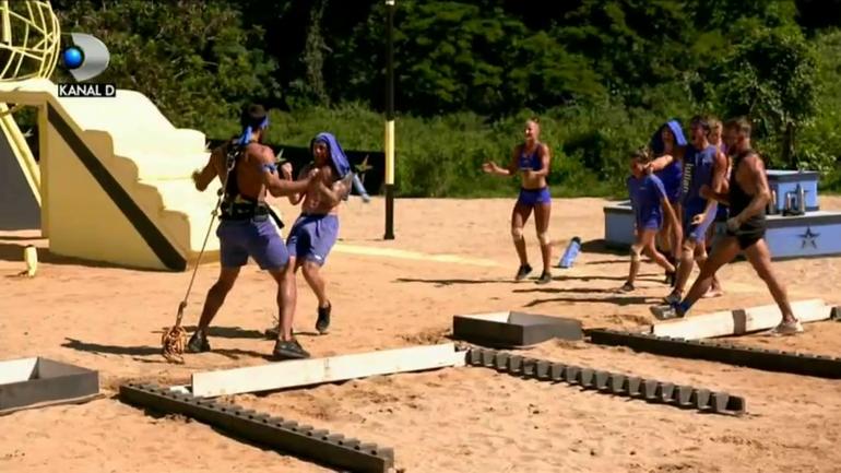 Cine câştigă Vila la Exatlon? Primele imagini din episodul de joi seară
