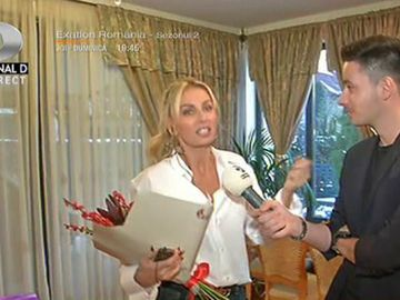 La mulţi ani, Andreea Raicu şi Andreea Bănică! Au fost sărbătorite în direct la Teo Show