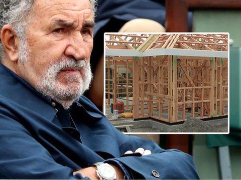 """Ion Ţiriac, dezvăluiri uluitoare despre proprietatea lui din Spania! """"A trebuit să fac două căsuţe pentru oamenii care stau acolo să păzească"""""""