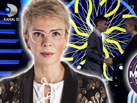 """În această seară la """"Vrei să fii milionar?"""", ora 22:30, Teo Trandafir, fascinată de evoluţia unui concurent!"""