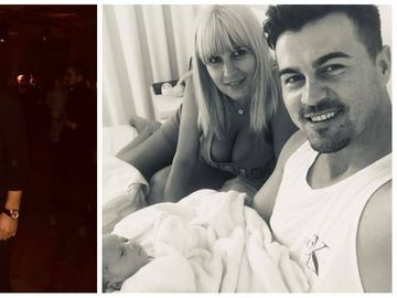 Adrian Alexandrov s-a intors in mare secret in Romania! Ce s-a întâmplat cu fiica lui şi a Elenei Udrea