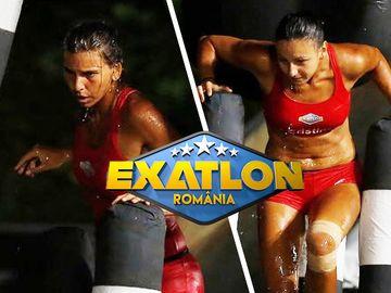 Exatlon 02 decembrie. Cristina Nedelcu a plecat în lacrimi de la Exatlon! Mădălina este ultima concurentă din echipa Faimoşilor