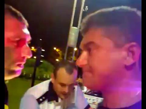 Ce se întâmplă cu Cristian Boureanu şi dosarul lui pentru ultraj! Magistraţii Curţii de Apel au dat sentinţa definitivă