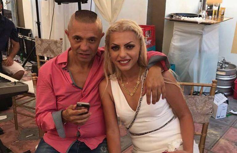 Prima soţie a lui Nicolae Guţă nu a uitat de ziua de naştere a manelistului! Ce urare i-a transmis