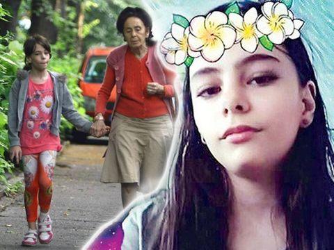 """Cum a câştigat Eliza Iliescu primii ei bani! Fata Adrianei Iliescu, cea mai bătrână mama, şi-a cumpărat un telefon """"din acela peste care se trage cu degetul pe ecran"""""""