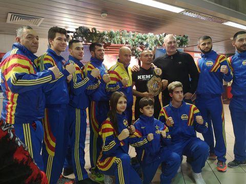 Au speriat tot aeroportul! Imagini incredibile: cum a fost primit  Mirel Drăgan de colegii de la Kempo la întoarcerea de la Exatlon! VIDEO EXCLUSIV