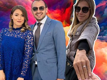 Detalii despre logodna Monicăi Roşu! Cum a ales iubitul ei inelul de 10.000 de euro şi când va avea loc marele eveniment!