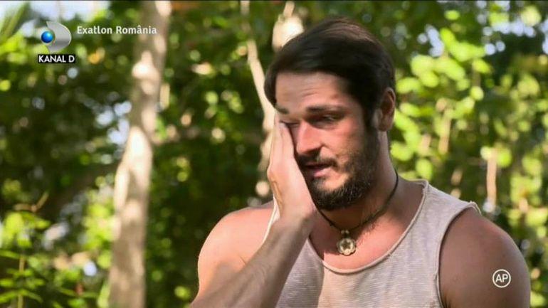 Exatlon 9 decembrie. Iulian recunoaşte că îl ajută accidentarea lui Alin: