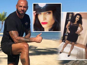 """Fosta soţie a lui Giani Kiriţă s-a deghizat în poliţistă! Amicii s-au arătat încântaţi de cum arată Dana: """"Promit să dau toţi infractorii pe mâinile tale!"""""""