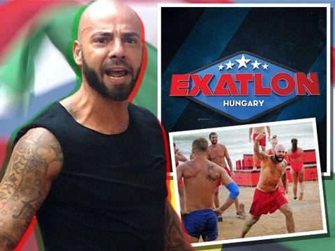 Giani Kiriţă la Exatlon Ungaria? Cum a ajuns antrenorul faimoşilor în materialele promoţionale din presa maghiară!