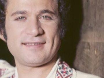 Celebrul Ion Dolănescu a fost căsătorit prima dată cu Iustina Băluţeanu, o artistă cu 21 de ani mai mare ca el! Cântăreaţa de muzică populară a murit de inimă la 57 de ani! FOTO